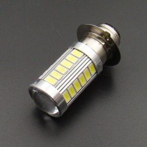 Купить Лампа LED P15D-1 8 Вт/ 800Лм/ 5000К (33-SMD диода 5630); светодиодная
