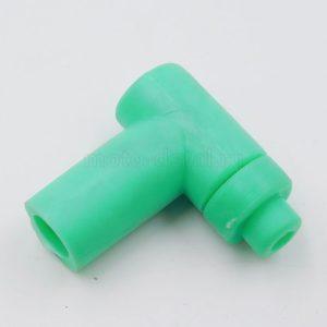 Купить Надсвечник МИНИ (резиновый) зеленый с доставкой по РФ из категории товаров Свечи зажигания. В/В колпачки