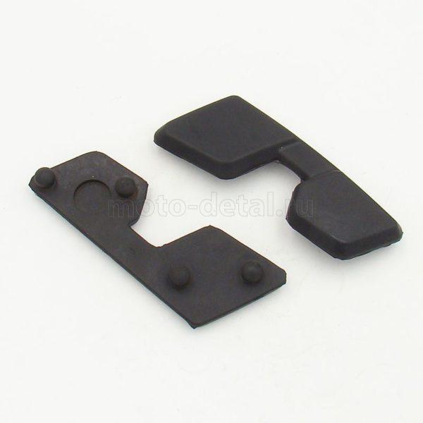 Купить Накладки резиновые заднего облицовочного пластика (крыла); BARS