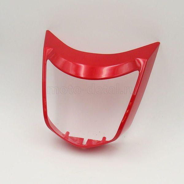 Купить Обтекатель фары (красный); спортбайк X6 250cc