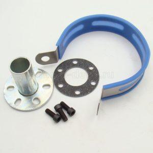 Купить Переходник прямоточного глушителя с хомутом (PSD крепл. 48мм