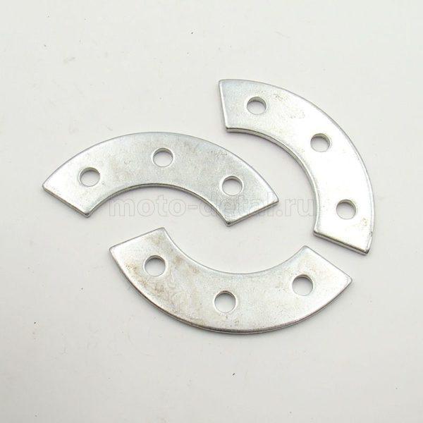 Купить Пластины (сегменты) крепления ведомой звезды (компл. 3шт.); F50