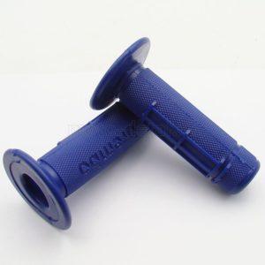 Купить Ручки руля резиновые BREMBO крос. мото (СИНИЕ) с доставкой по РФ из категории товаров  со склада в Ижевске в интернет-магазине МОТОДЕТАЛЬ https://im-motodetal.ru