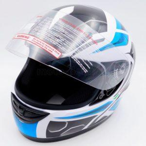 Купить Шлем S2-F-07 (интеграл) (цвет: белый глянец
