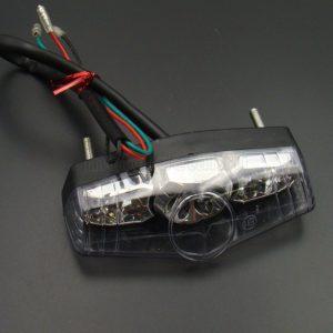 Купить Стоп сигнал LED мини #1 (02766) с доставкой по РФ из категории товаров  со склада в Ижевске в интернет-магазине МОТОДЕТАЛЬ https://im-motodetal.ru