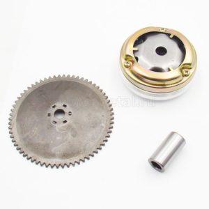 Купить Вариатор передний (полный комплект) Honda DIO AF16/18 (12мм); (вариатор