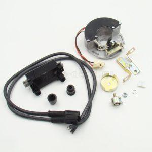Купить Зажигание (МБСЗ) МИКРОПРОЦЕССОРНОЕ К750 с катушкой 135.3705М+силиконовый провод (СОВЕК